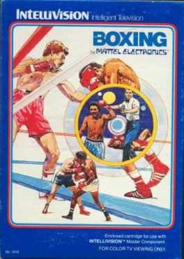 Boxing Box Art
