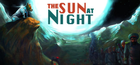 The Sun at Night Banner