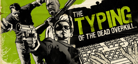 The Typing of the Dead: Overkill Banner