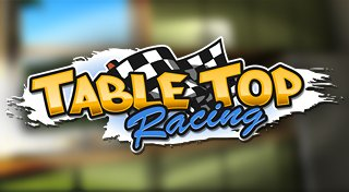 Table Top Racing Trophy List Banner