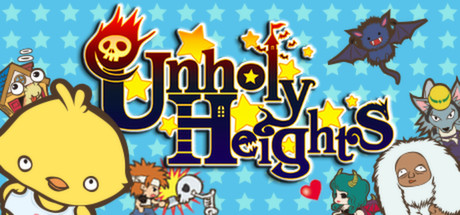 Unholy Heights Banner