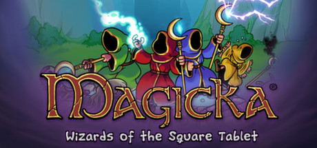 Magicka: Wizards of the Square Tablet Banner