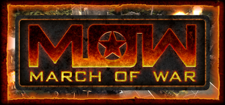 March of War Banner
