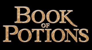 Wonderbook: Book of Potions Trophy List Banner