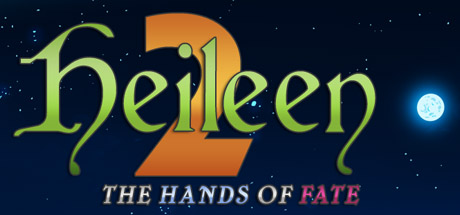 Heileen 2: The Hands of Fate Banner