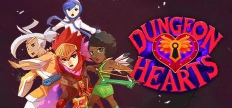 Dungeon Hearts Banner