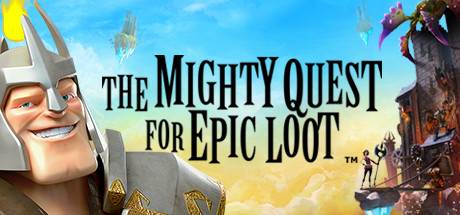 The Mighty Quest for Epic Loot Banner