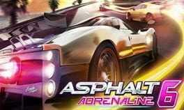 Asphalt 6: Adrenaline Box Art