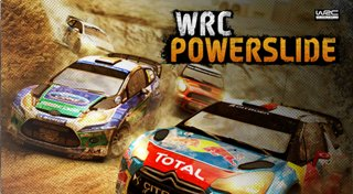 WRC Powerslide Trophy List Banner