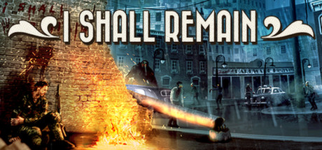 I Shall Remain Banner