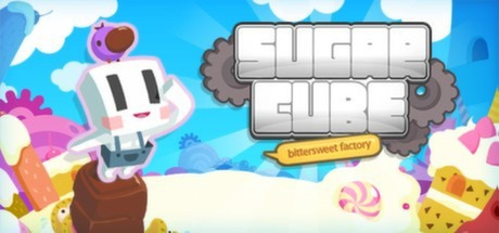 Sugar Cube: Bittersweet Factory Banner