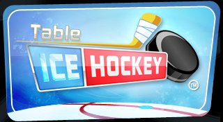 Table Ice Hockey Trophy List Banner