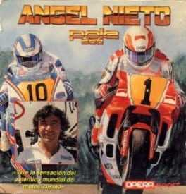 Angel Nieto Pole 500 Box Art