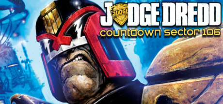 Judge Dredd: Countdown Sector 106 Banner