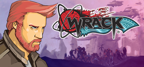 Wrack Banner