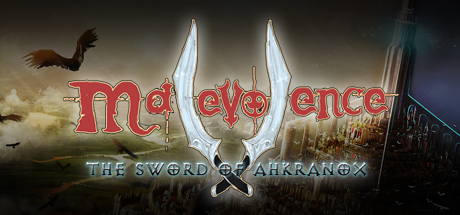 Malevolence: The Sword of Ahkranox Banner
