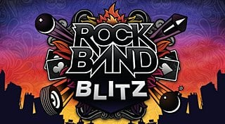 Rock Band Blitz Trophy List Banner