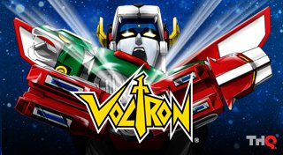Voltron: Defender of the Universe Trophy List Banner