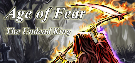 Age of Fear: The Undead King Banner