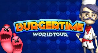 BurgerTime: World Tour Trophy List Banner