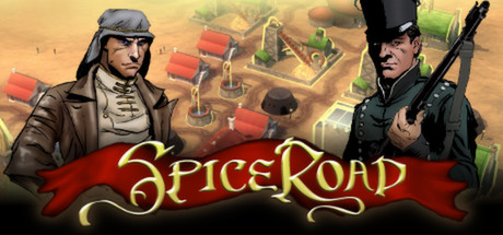 Spice Road Banner