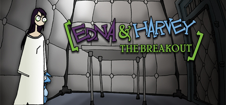 Edna & Harvey: The Breakout Banner