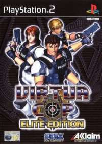 Virtua Cop: Elite Edition
