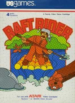 Raft Rider Box Art