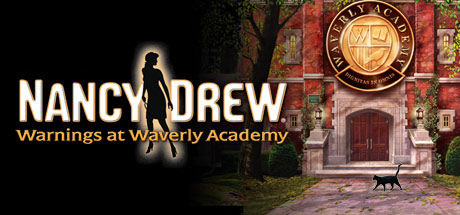Nancy Drew: Warnings at Waverly Academy Banner
