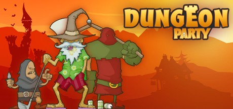Dungeon Party Banner