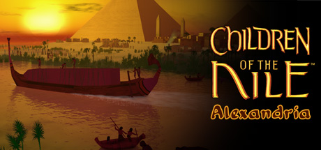 Children of the Nile: Alexandria Banner
