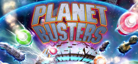 Planet Busters Banner