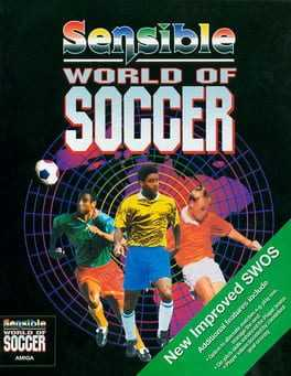 Sensible World of Soccer Box Art