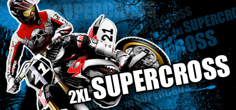 2XL Supercross Banner