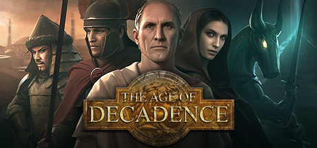 The Age of Decadence Banner