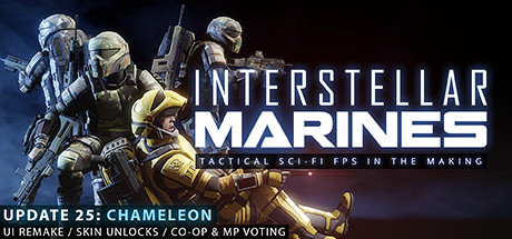 Interstellar Marines Banner