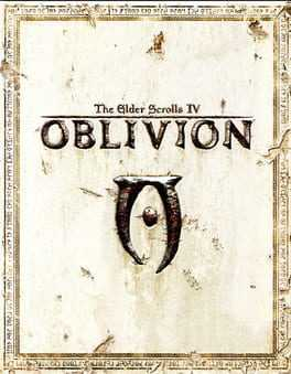 The Elder Scrolls IV: Oblivion Box Art