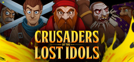 Crusaders of the Lost Idols Banner