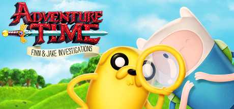 Adventure Time: Finn and Jake Investigations Banner