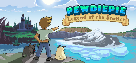 PewDiePie: Legend of the Brofist Banner