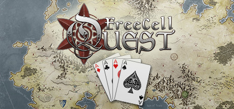 FreeCell Quest Banner