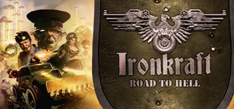 Ironkraft - Road to Hell Banner
