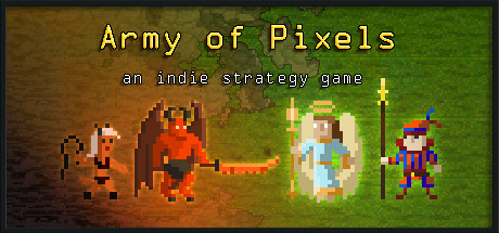 Army of Pixels Banner