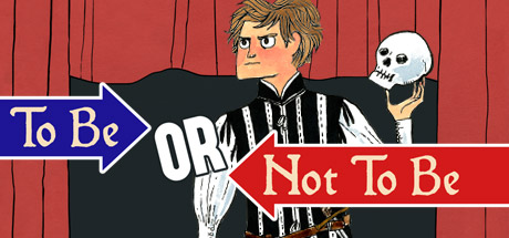 To Be or Not To Be Banner