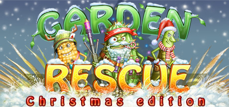Garden Rescue: Christmas Edition Banner