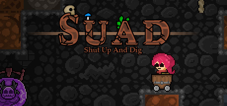 Shut Up And Dig Banner