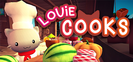 Louie Cooks Banner