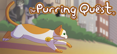The Purring Quest Banner