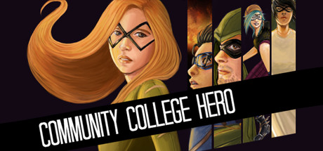 Community College Hero: Trial by Fire Banner
