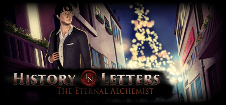 History in Letters - The Eternal Alchemist Banner